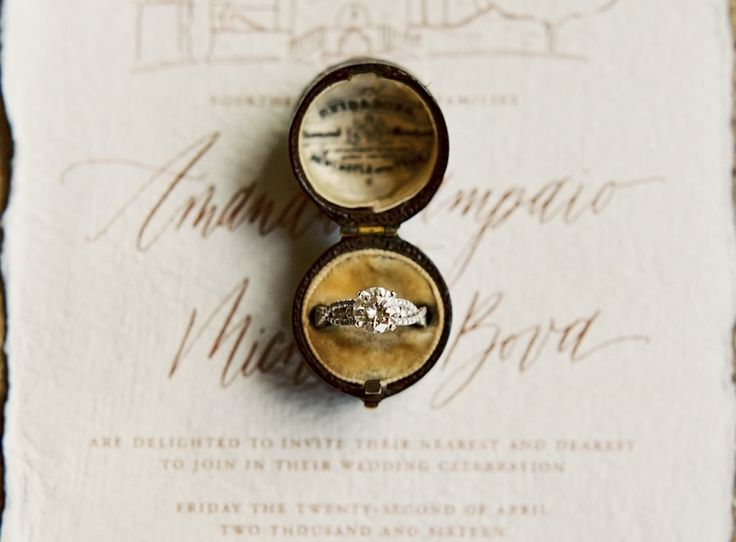 Vintage e-ring: Photography : Vicki Grafton Photography Read More on SMP: www.st...