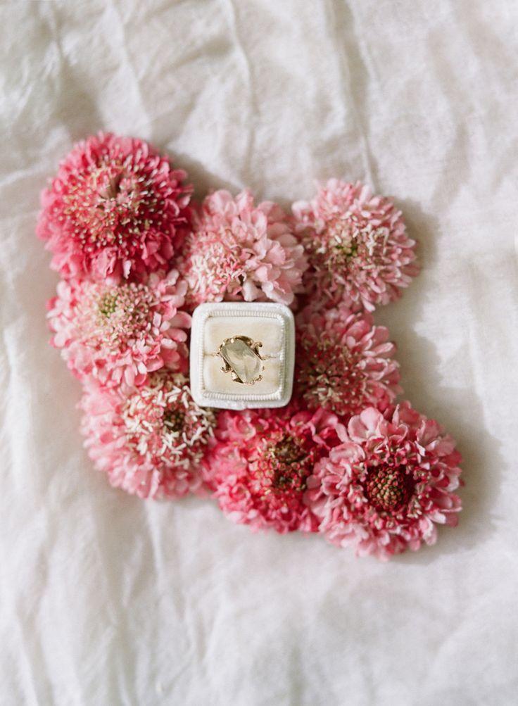 Vintage ring: Photography: Audra Wrisley Photography - audrawrisley.com   Read M...
