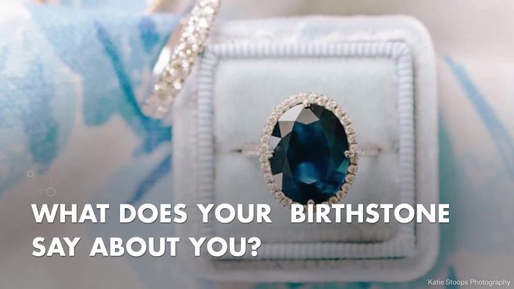 What does your birthstone say about you? www.stylemepretty... www.stylemepretty....