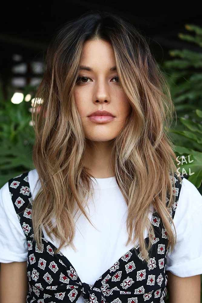 18 Best Winter Hair Colors � Trendy Ombre Hairstyles that Make Your Hair Shine...