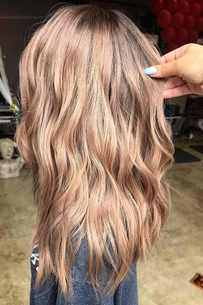 27 Light Brown Hair Colors That Will Take Your Breath Away ❤ Caramel Light Bro...