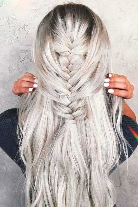 Best Platinum Blonde Hair Colors ★ See more: lovehairstyles.co...