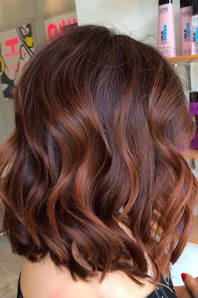 Ways to Make Your Caramel Hair Color Play for You ★ See more: lovehairstyles.c...