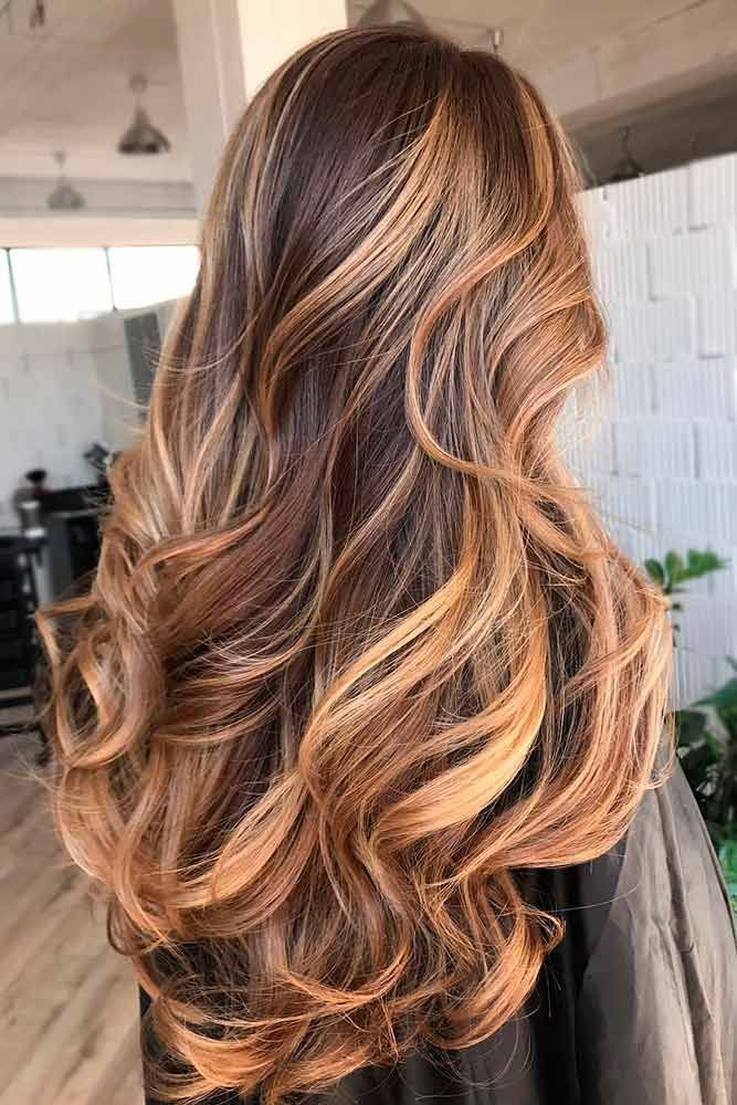 Ideas for Light Brown Hair Color with Highlights ★ See more: lovehairstyles.co...