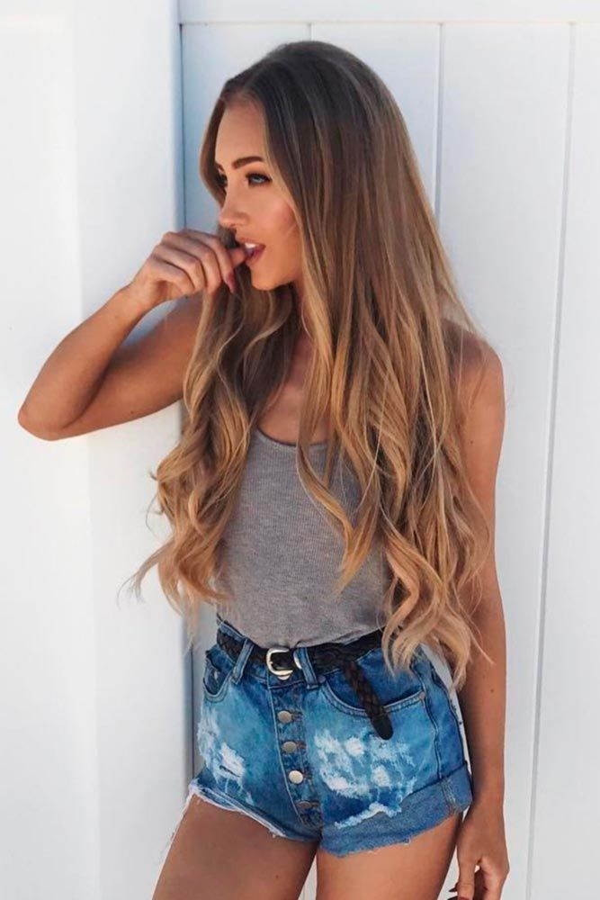 Ideas for Light Brown Highlighted Hair ★ See more: lovehairstyles.co......