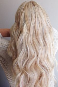 Trendy Blonde Hair Colors for 2017 ★ See more: lovehairstyles.co...