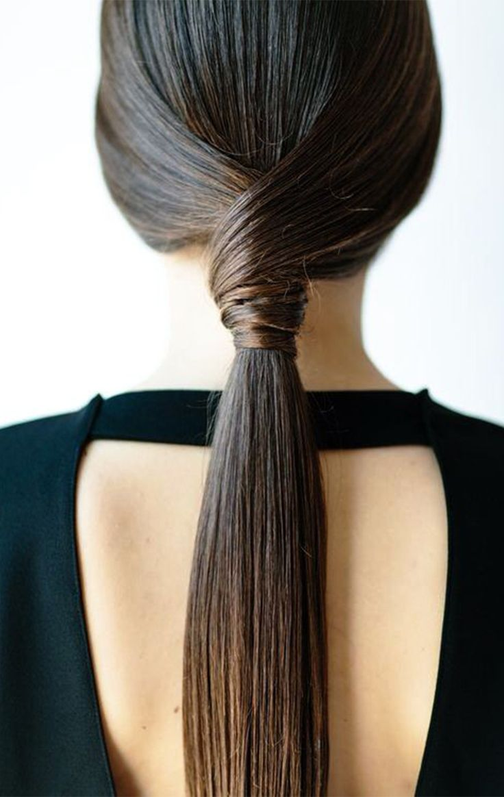 10 Gorgeous Ponytail Hairstyles - How to Do a Cool Ponytail