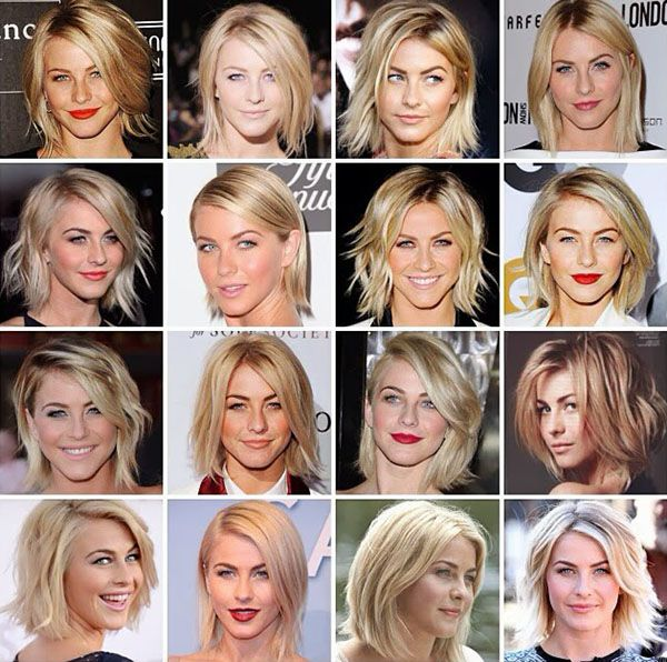 16 ways to wear a bob haircut.