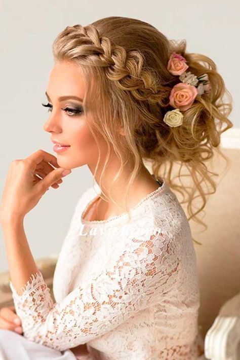 18 Greek Wedding Hairstyles For The Divine Brides...