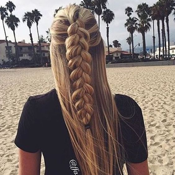 30 Best Braided Hairstyles That Turn Heads - Page 3 of 5 - Trend To Wear...