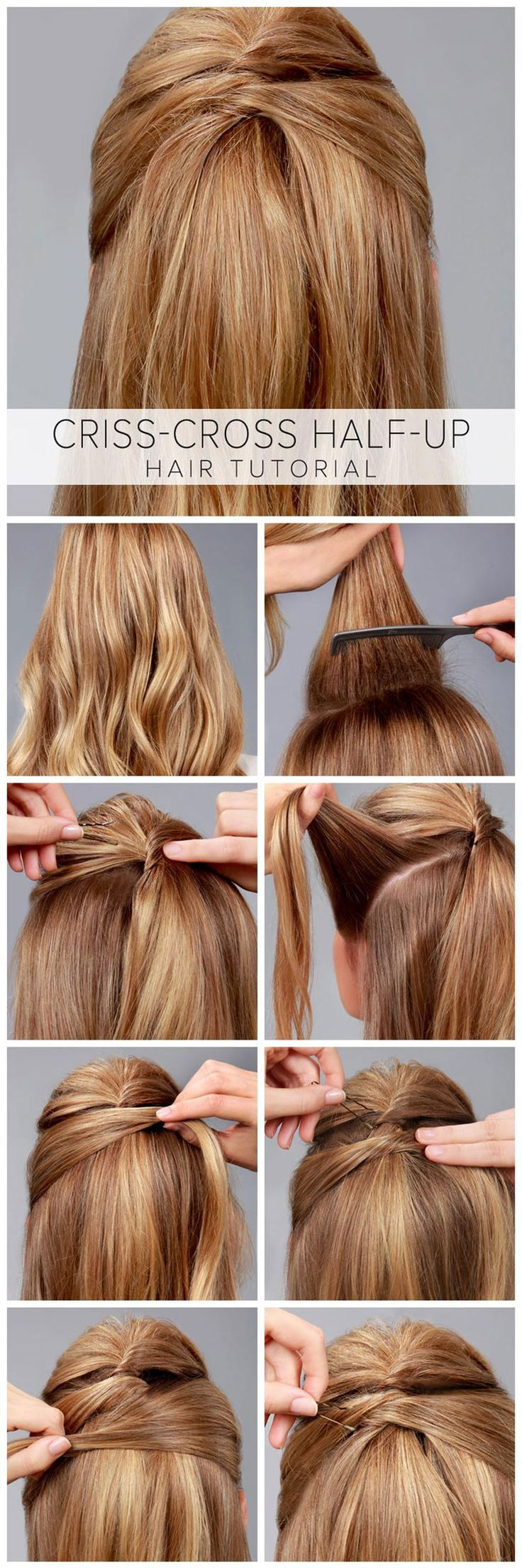 9 Easy, Pretty Summer Styles for Long Hair - SELF