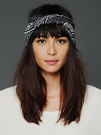 A headwrap is a fun solution when you don't have time to style your hair. Wh...