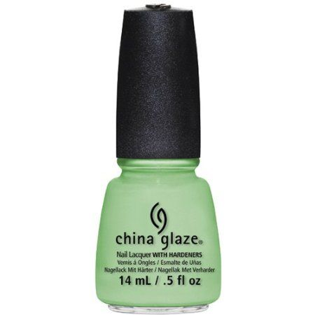 A pale green offers an unexpected contrast to fall's rich clothing. If you hav...
