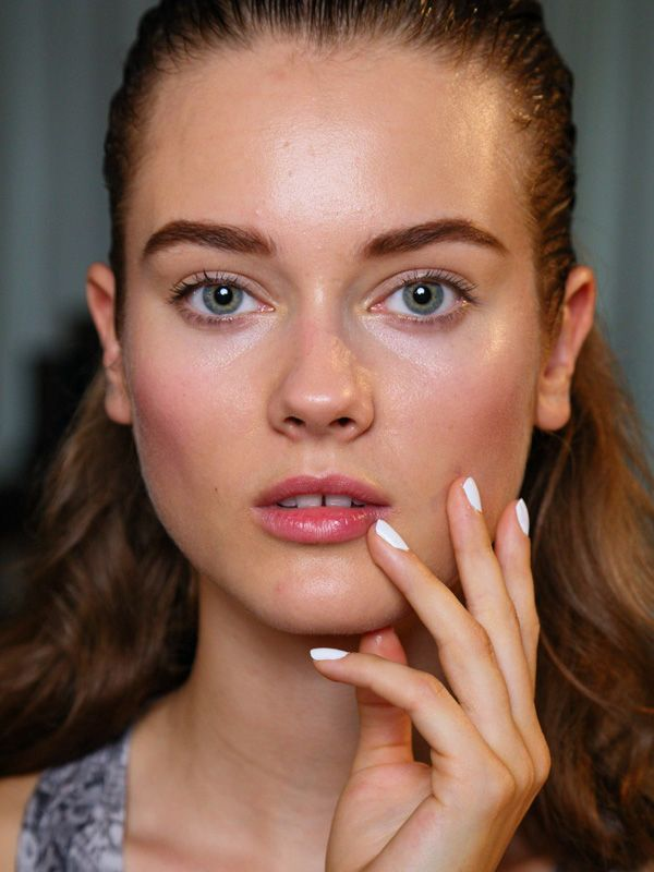 After popping up on the runways at the shows last year, is white polish going to...