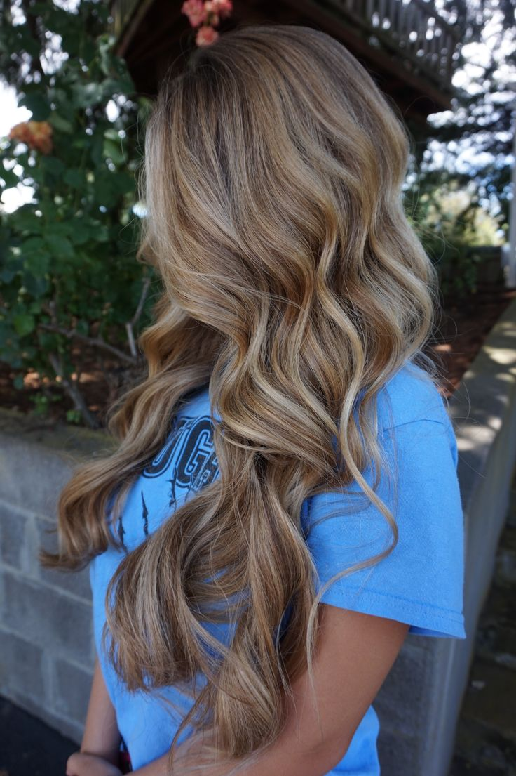 Balayage Dirty Blonde Blend. Hair by Abigail Walston