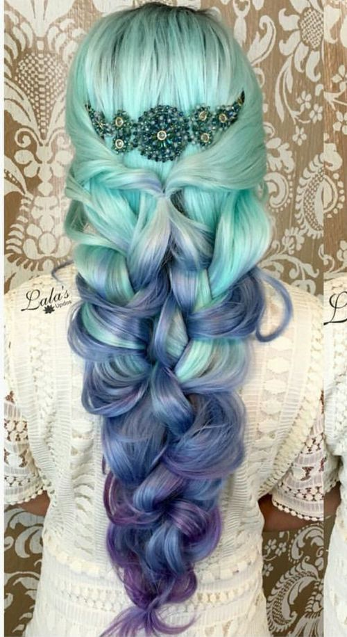beauty, fashion, and hairstyle image...