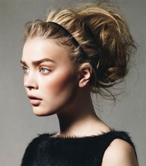 Big buns! (Of the good sort.) See how to get the look with this video.
