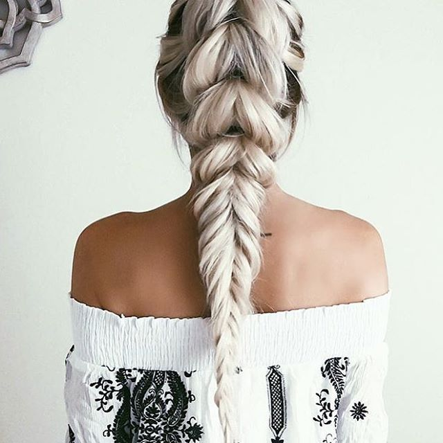 Braids and Bare Shoulders! Get the dress at the site! Shop www.colorsofauror... ...