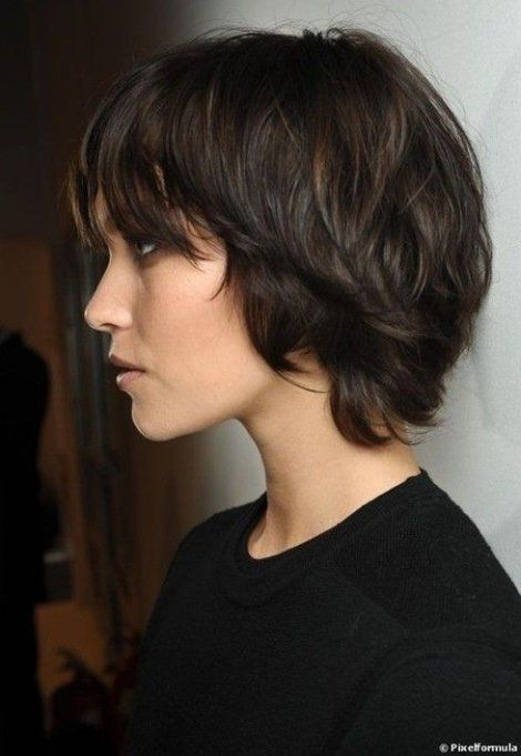 #Brunette #Hairstyles - Style Estate -
