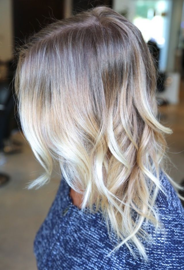 Doing my hair Blonde ombré this fall! Can't wait :)