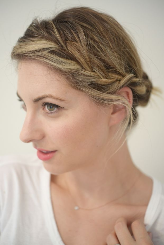 Easy side braid how-to....