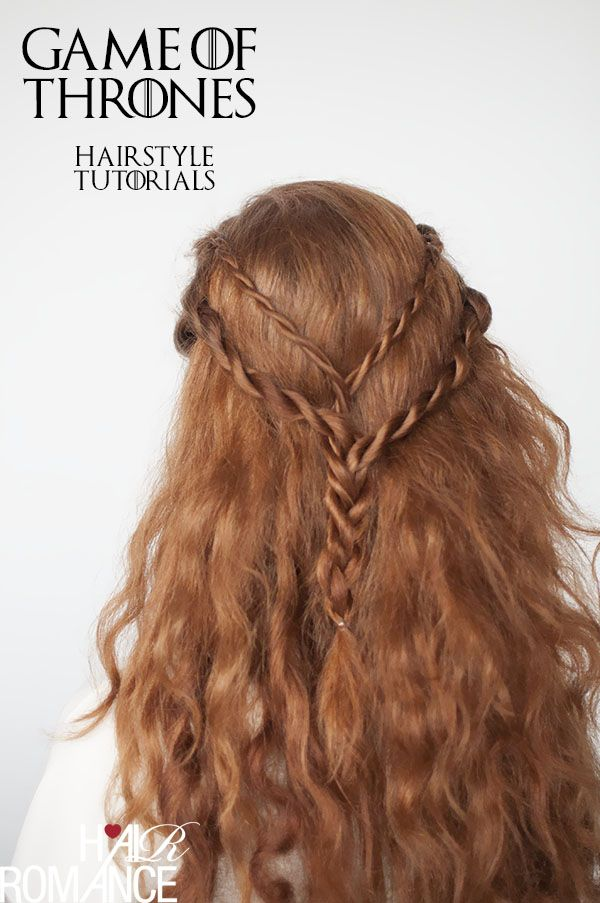 Game of Thrones–inspired braid, anyone?...