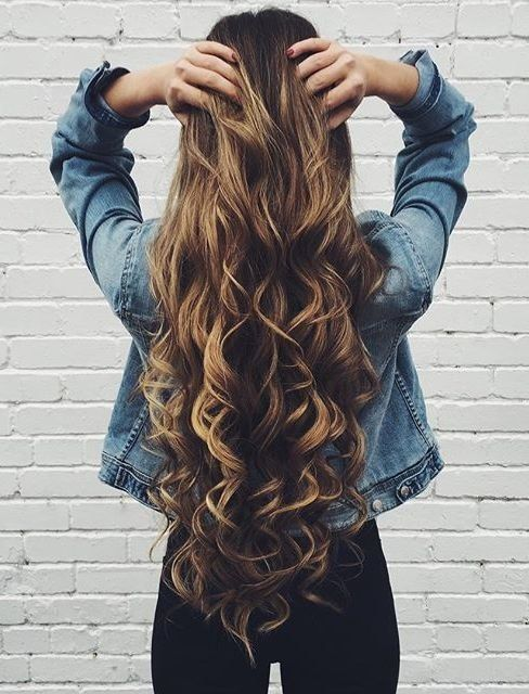 Get longer hair with the help of Remy Clips clip-in Hair Extensions! www.remycli...