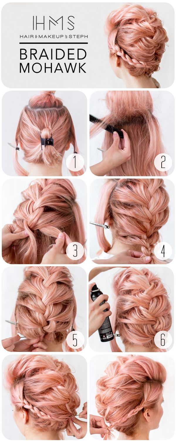 Hair and Make-up by Steph: April 2015