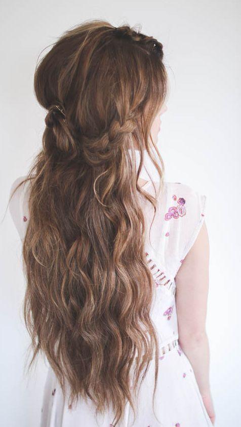 Hair Boho Style