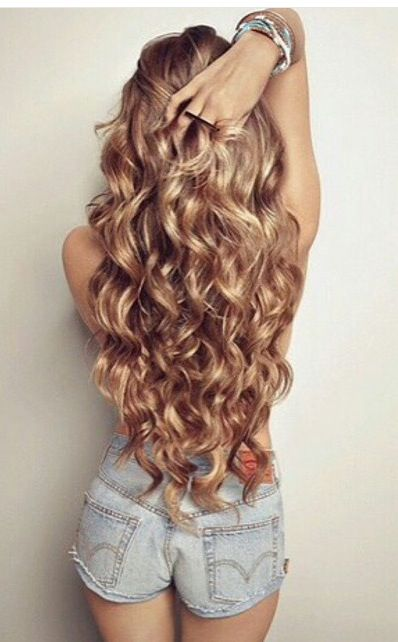 Hair goals? Well we can help you achieve that with the help of Remy Clips chip-i...