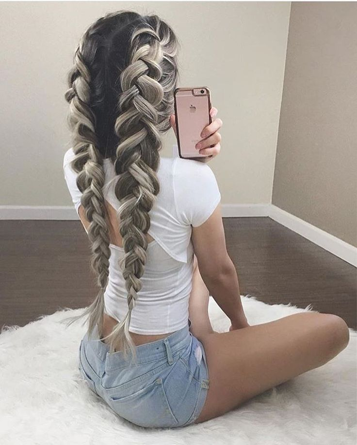 Hair Goals Yay?   Via Instagram @getmorefashion   By @okevaaa ...