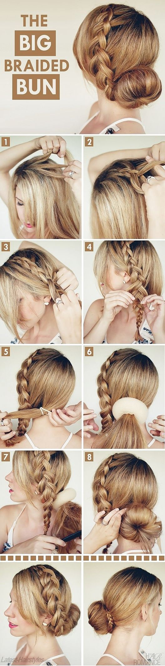hair styles for long hair this is cool