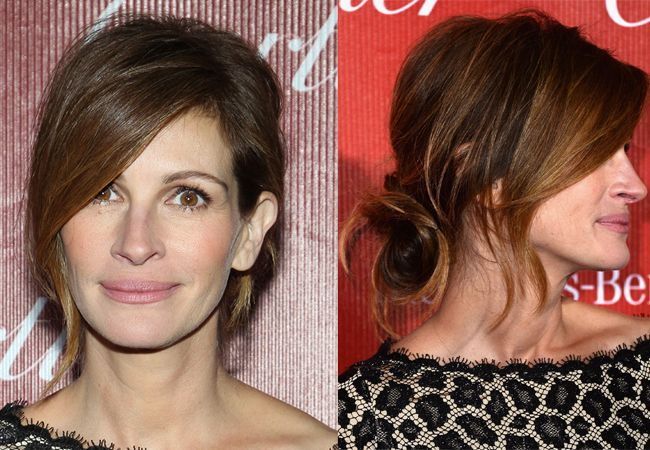 If you liked this Julia Roberts red-carpet style, check out the latest tutorial ...