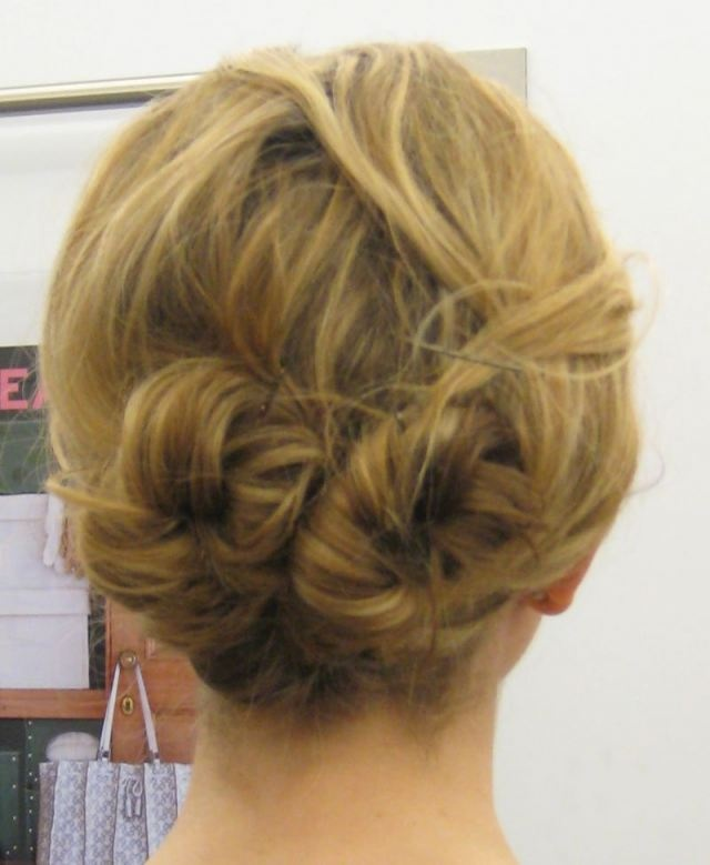 If your hair is having an off day (sloppy weather? end-of-workweek ennui?), try ...