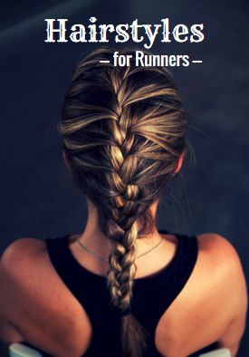 Keep those annoying bangs out of your face with these easy hairstyles for runner...