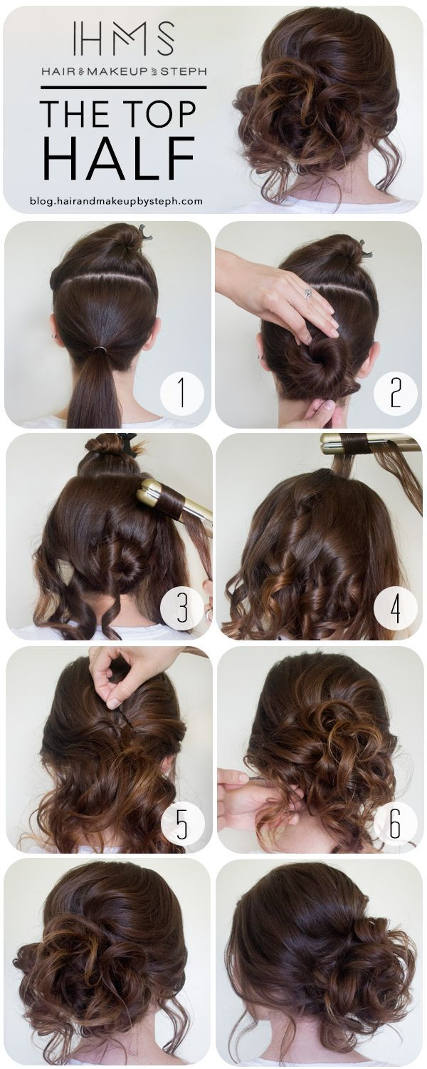 Love Easy bun hairstyles? wanna give your hair a new look ? Easy bun hairstyles ...