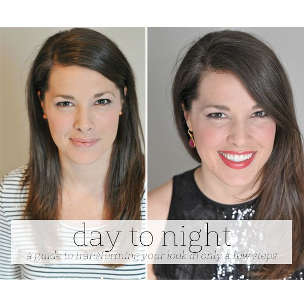 Makeup two ways, from The Small Things Blog. To get the tutorial, just click on ...