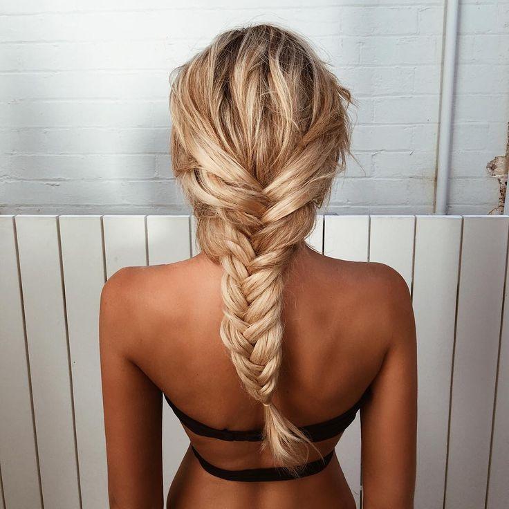 My mermaid hair dreams came true ✨