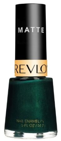 Pantone's color of 2013: emerald. Would you give it a whirl on your nails? Rev...