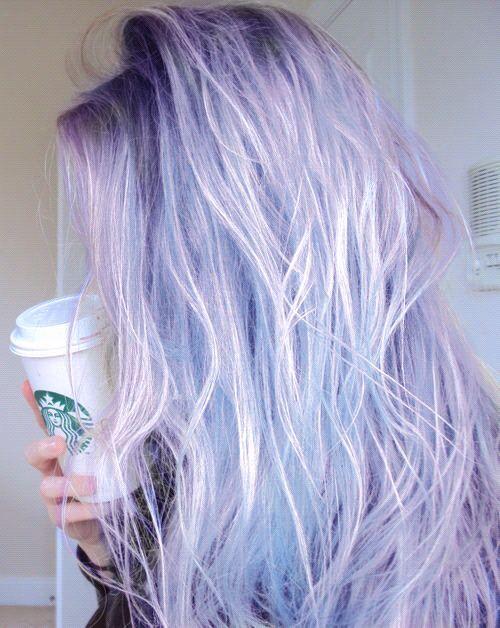 Pastel Hair Color Idea...