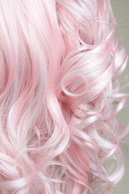 Pink and platinum...