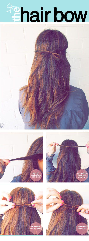The Little Hair Bow