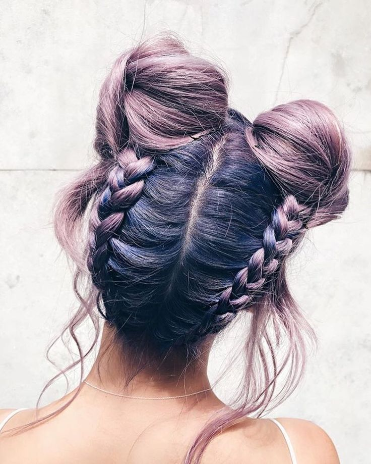 These space buns are  You look amazing Li-Chi Pan!...