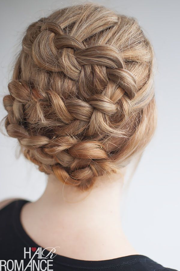 Twisting braid. Click on the photo for the tutorial: This style definitely calls...