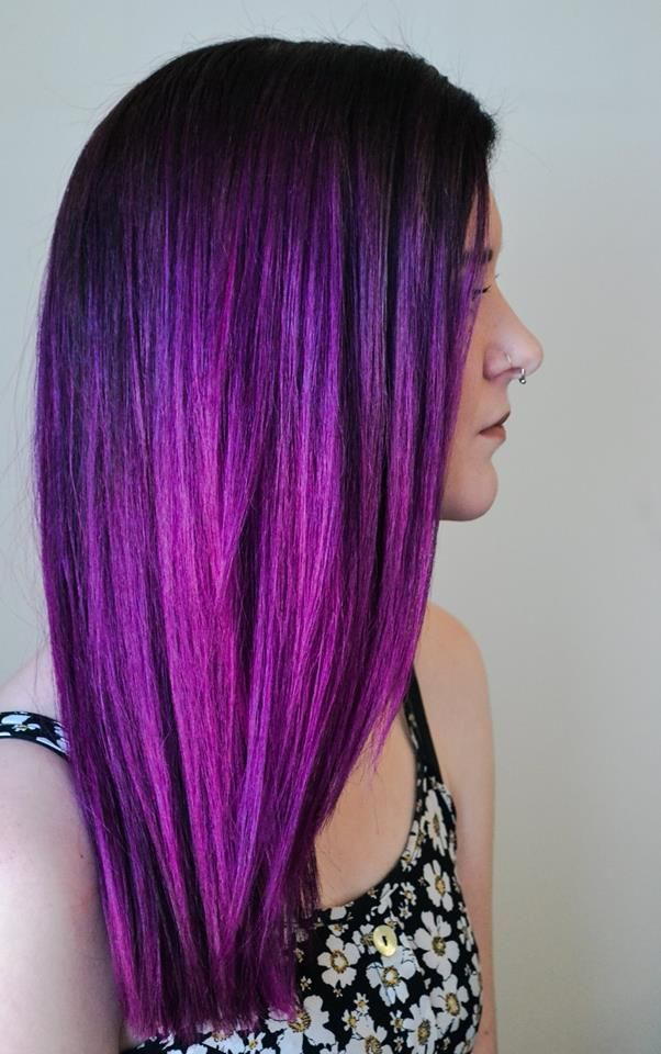 Wanna Brighten your days? Try change your hair color !