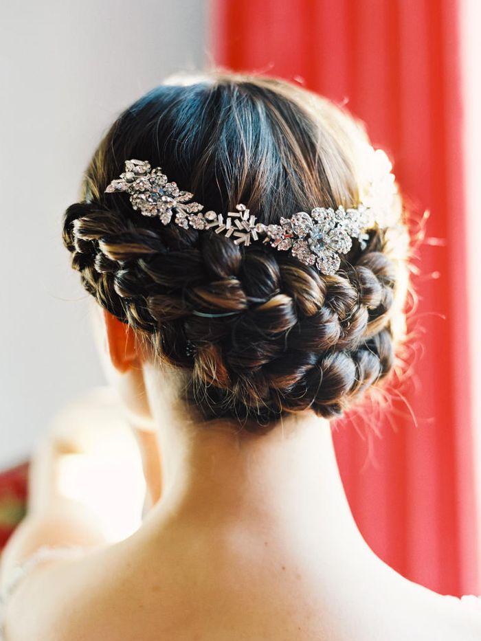 Wedding hair: gorgeous....