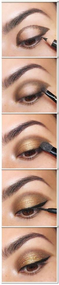 13 Of The Best Eyeshadow Tutorials For Brown Eyes | How To Do The Best Smokey Ey...