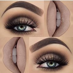 17 Gorgeous Fall Makeup Ideas That Will Make You Shine Among All...