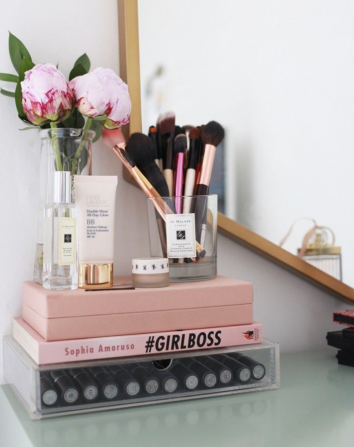17 Cool Makeup Storage Ideas to Try ASAP   StyleCaster