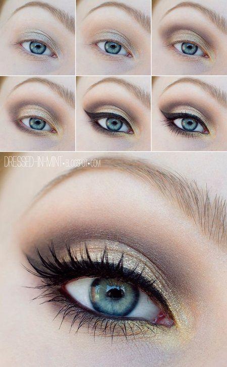 20 Ways to Wear Basic Eyeshadow...